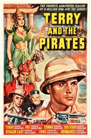 Terry and the Pirates - Movie Poster (thumbnail)