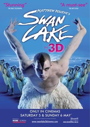 Swan Lake - Australian Movie Poster (thumbnail)