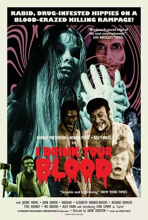 I Drink Your Blood - Movie Poster (thumbnail)