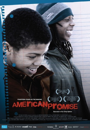 American Promise - Movie Poster (thumbnail)