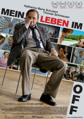 Mein Leben im Off - German Movie Poster (thumbnail)