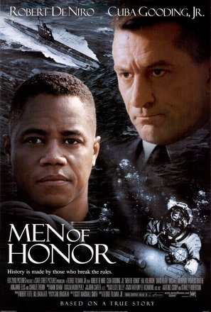 Men Of Honor - Movie Poster (thumbnail)