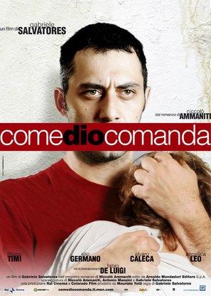 Come Dio comanda - Italian Movie Poster (thumbnail)