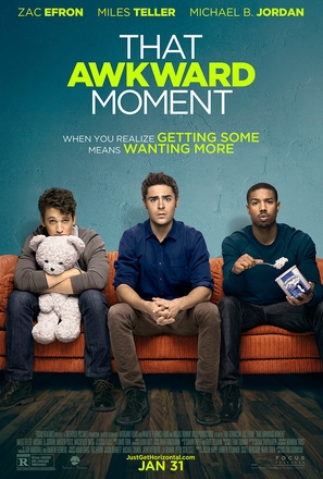 That Awkward Moment - Movie Poster (thumbnail)