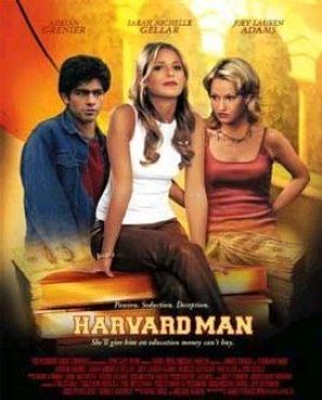 Harvard Man - Movie Poster (thumbnail)
