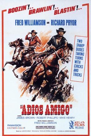 Adiós Amigo - Movie Poster (thumbnail)
