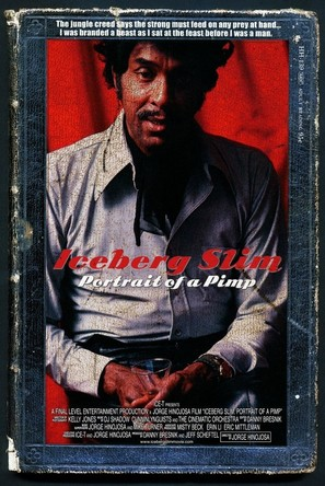 Iceberg Slim: Portrait of a Pimp - Movie Poster (thumbnail)