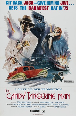 The Candy Tangerine Man - Movie Poster (thumbnail)