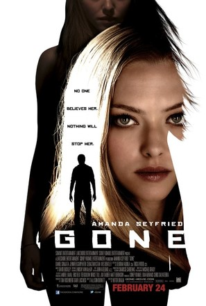 Gone - Movie Poster (thumbnail)