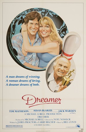 Dreamer - Movie Poster (thumbnail)