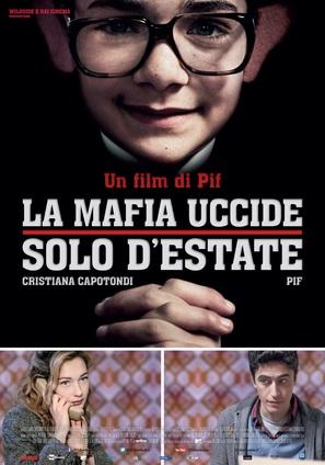 La mafia uccide solo d'estate - Italian Movie Poster (thumbnail)