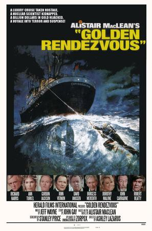 Golden Rendezvous - Movie Poster (thumbnail)
