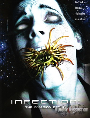 Infection: The Invasion Begins - Movie Cover (thumbnail)