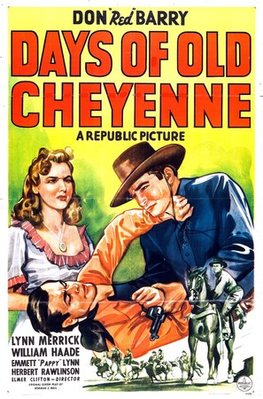 Days of Old Cheyenne