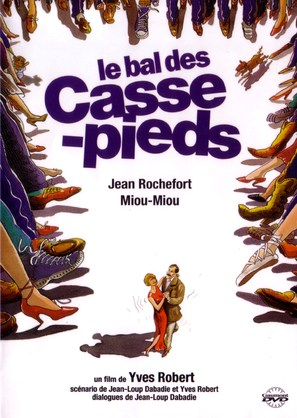 Le bal des casse-pieds - French Movie Cover (thumbnail)