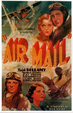 Airmail - Movie Poster (thumbnail)