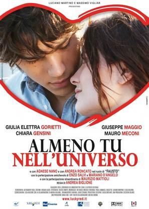 Almeno tu nell'Universo - Italian Movie Poster (thumbnail)
