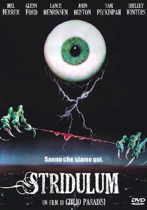 Stridulum - Italian DVD cover (thumbnail)