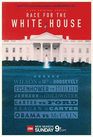 Race for the White House - Movie Poster (thumbnail)
