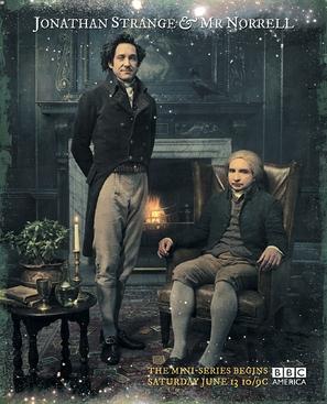 """""""Jonathan Strange & Mr Norrell"""" - Movie Poster (thumbnail)"""