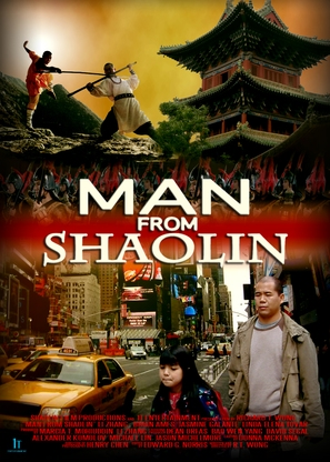 Man from Shaolin - Movie Poster (thumbnail)