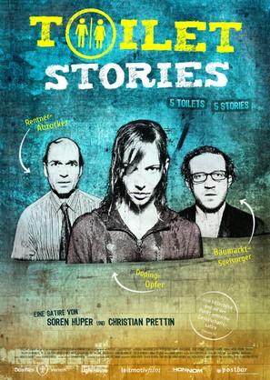 Toilet Stories - German Movie Poster (thumbnail)