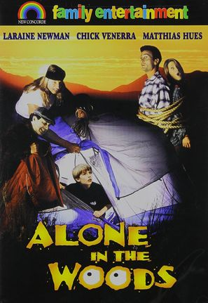 Alone in the Woods - Movie Cover (thumbnail)
