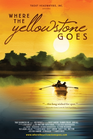 Where the Yellowstone Goes - Movie Poster (thumbnail)