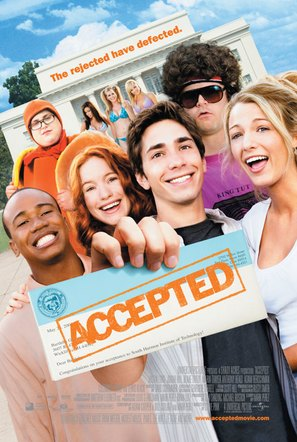 Accepted - Movie Poster (thumbnail)