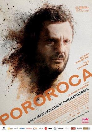 Pororoca - Romanian Movie Poster (thumbnail)