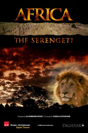 Africa: The Serengeti - Movie Poster (thumbnail)