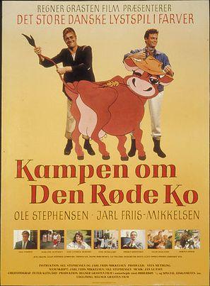 Kampen om den røde ko
