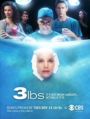 """3 lbs."" - poster (thumbnail)"