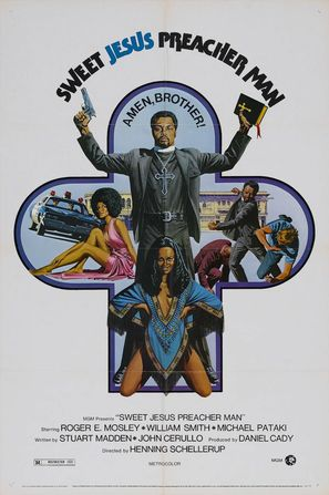 Sweet Jesus, Preacherman - Movie Poster (thumbnail)
