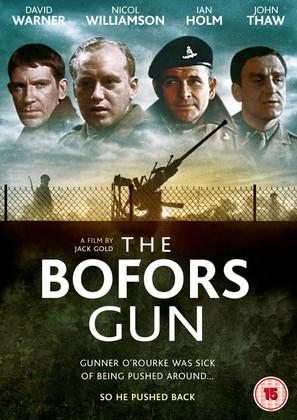 The Bofors Gun - British DVD movie cover (thumbnail)