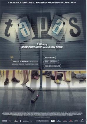 Tapas - Movie Poster (thumbnail)