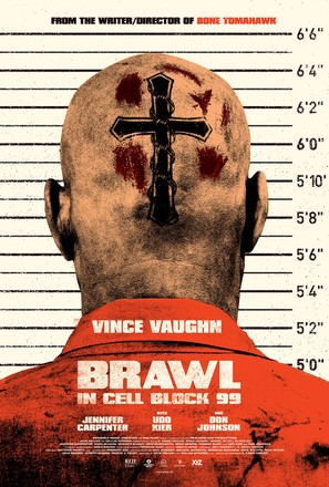 Brawl in Cell Block 99 - Movie Poster (thumbnail)
