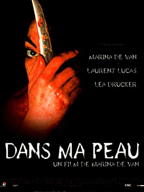 Dans ma peau - French Movie Poster (thumbnail)