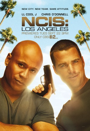 """NCIS: Los Angeles"" - Movie Poster (thumbnail)"