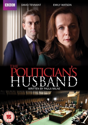The Politician's Husband - British DVD cover (thumbnail)