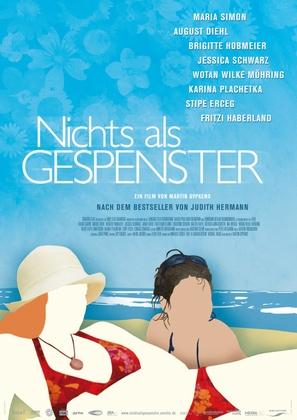 Nichts als Gespenster - German Movie Poster (thumbnail)