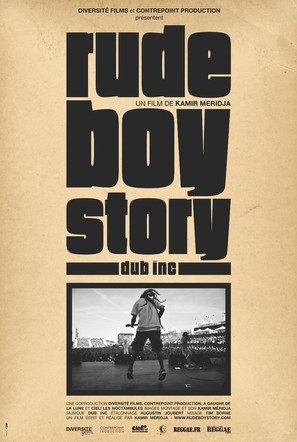 Rude Boy Story - French Movie Poster (thumbnail)