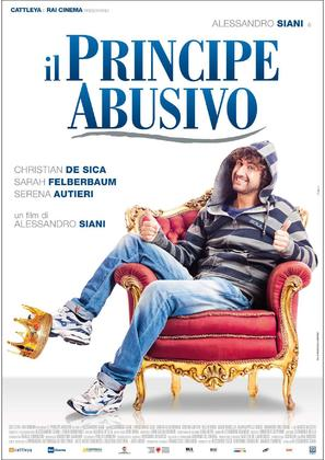 Il Principe Abusivo - Italian Movie Poster (thumbnail)
