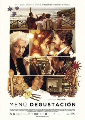 Menú degustació - Spanish Movie Poster (thumbnail)