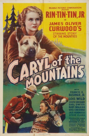 Caryl of the Mountains - Movie Poster (thumbnail)