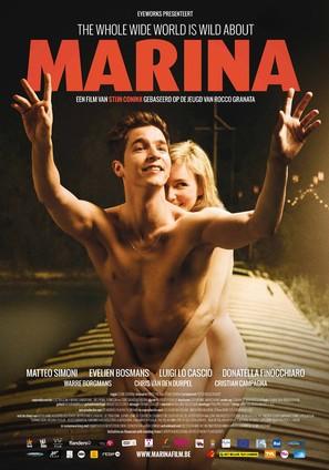 Marina - Belgian Movie Poster (thumbnail)