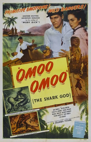 Omoo-Omoo the Shark God