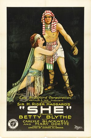 She - Movie Poster (thumbnail)