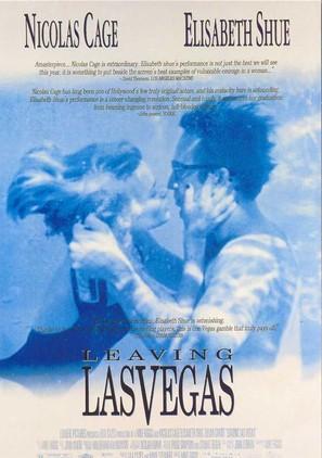 Leaving Las Vegas - Movie Poster (thumbnail)