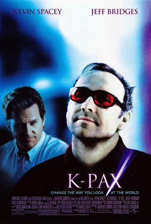 K-PAX - Movie Poster (thumbnail)